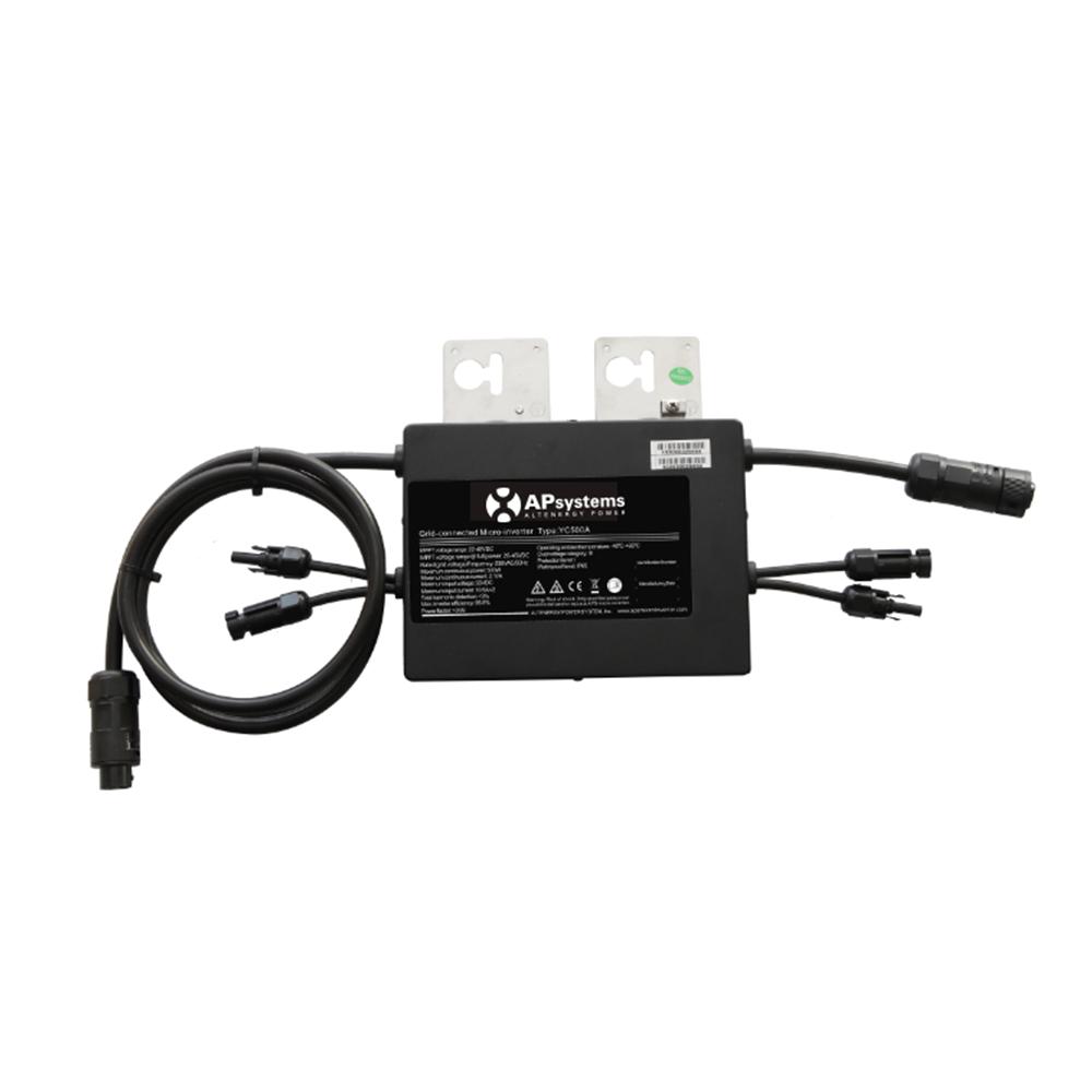 Microinversor Yc 500 Mx 127 Curso Energ 237 A Solar
