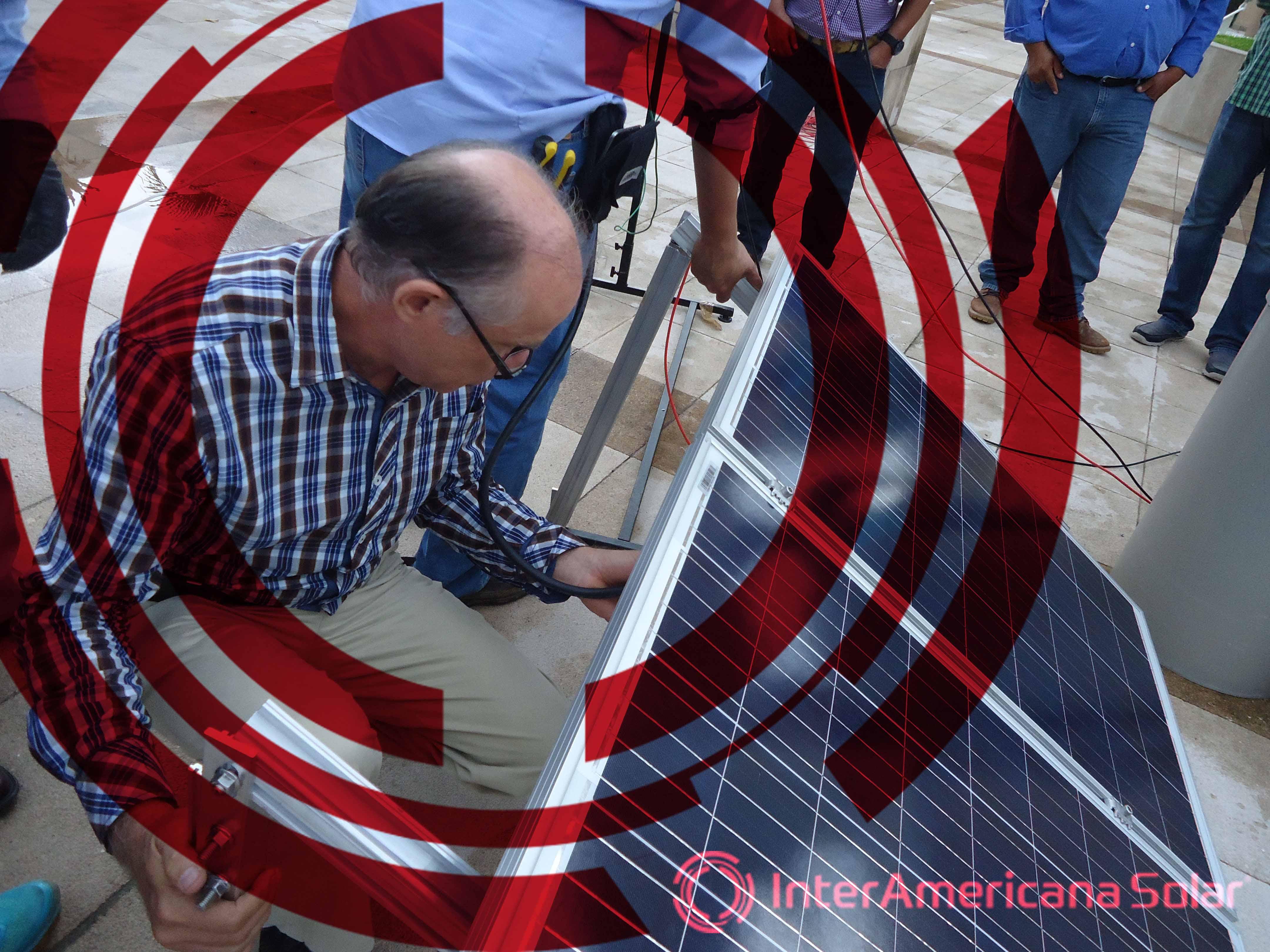 Curso De Instalaci 243 N De Paneles Solares En Chile Curso