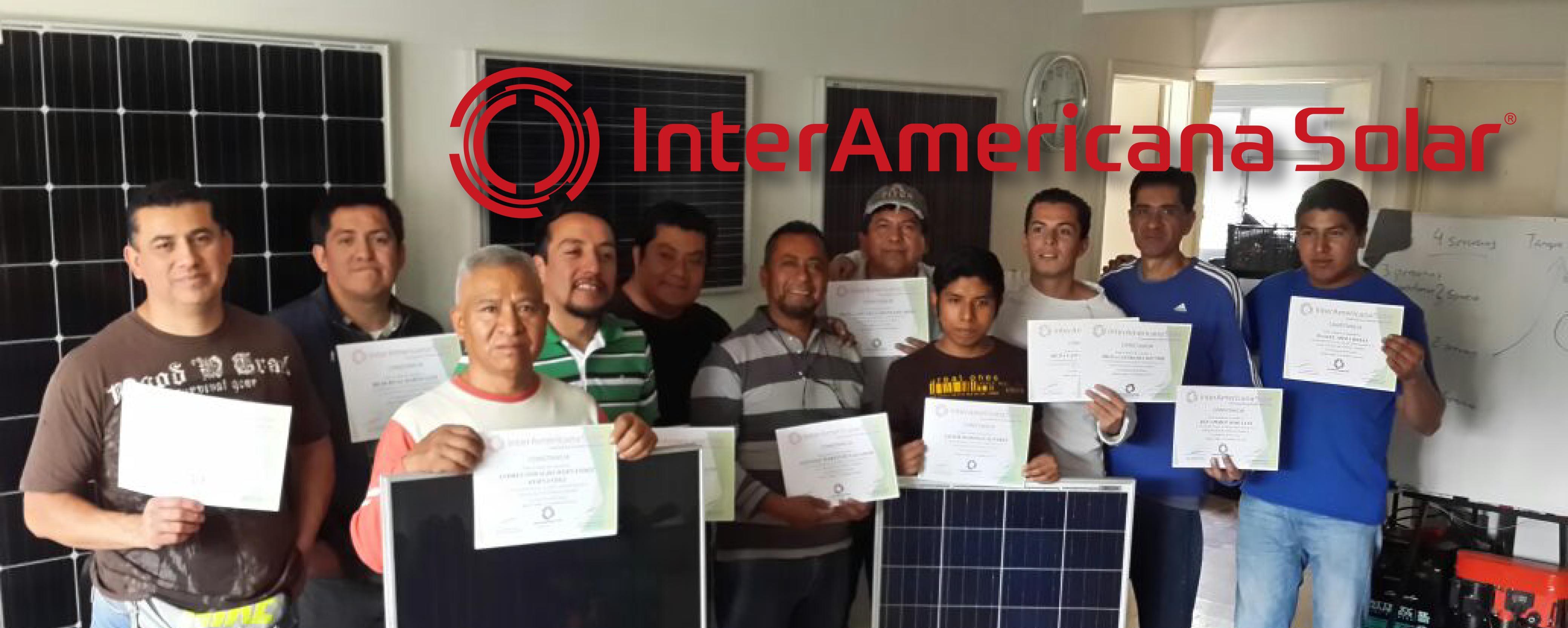 Curso De Instalaci 243 N De Paneles Solares En Guadalajara