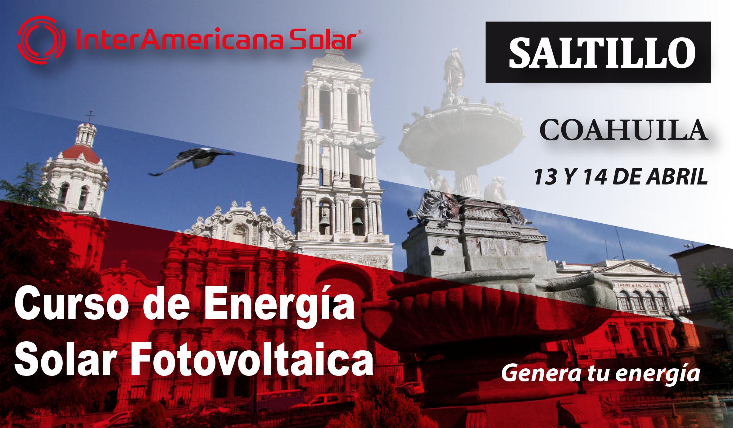 Cursos De Paneles Solares En Monterrey Interamericana Solar