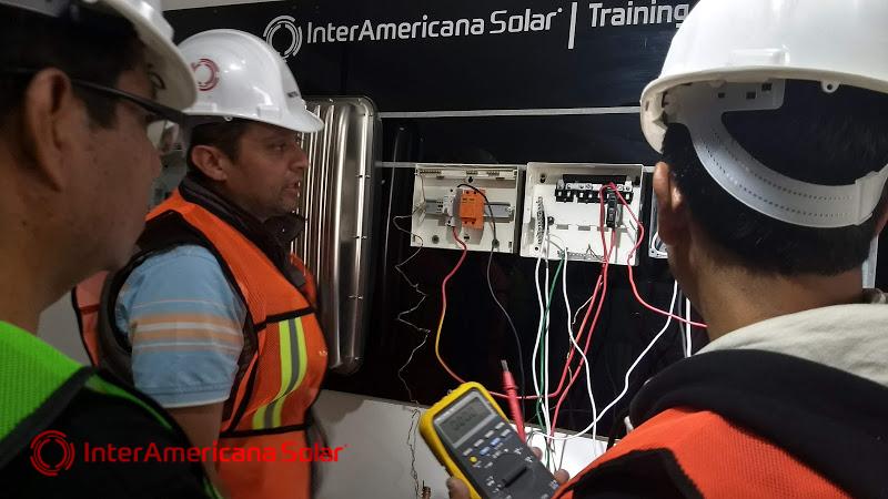 Curso de Sistemas Fotovoltaicos en la Ciudad de México 5