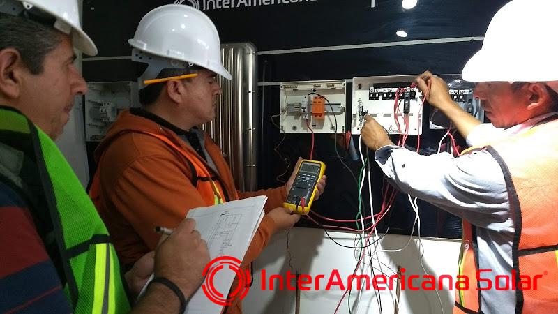 Cursos de Sistemas Fotovoltaicos en la Ciudad de México 3