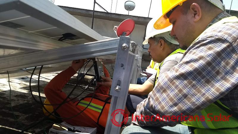 Cursos de Sistemas Fotovoltaicos en la Ciudad de México 6
